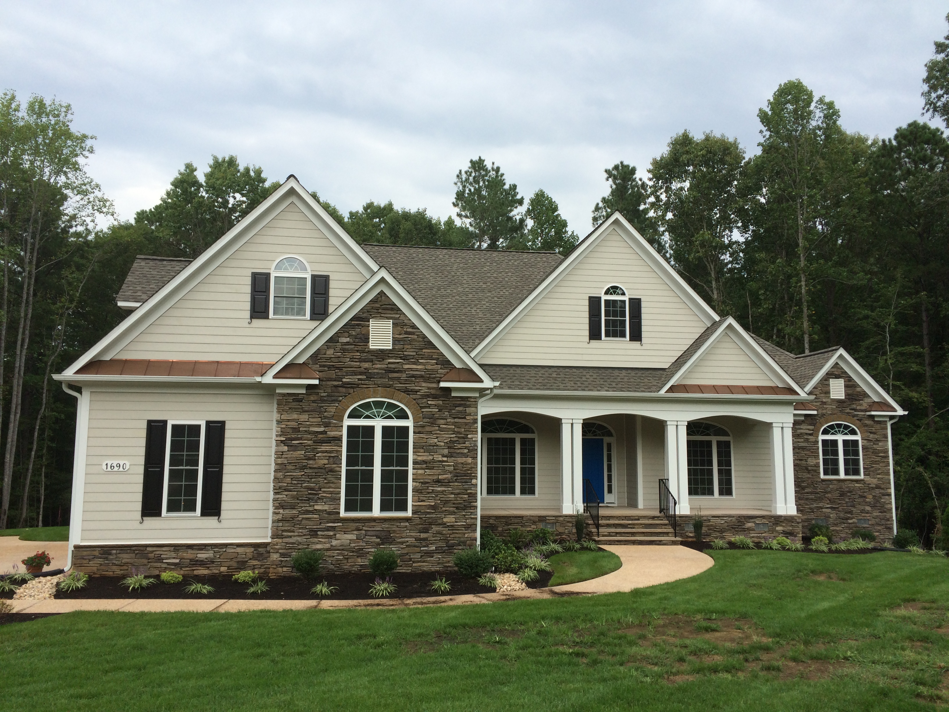Wayne Harbin Builders Currently Have Two Furnished Models In The Area, One  In Fords Colony And The Other At The Retreat. As The Sole Southern Living®  Custom ...